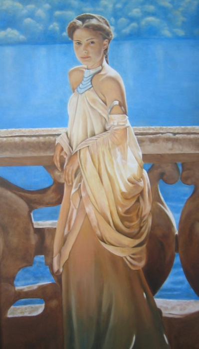 Natalie Portman by BernardC